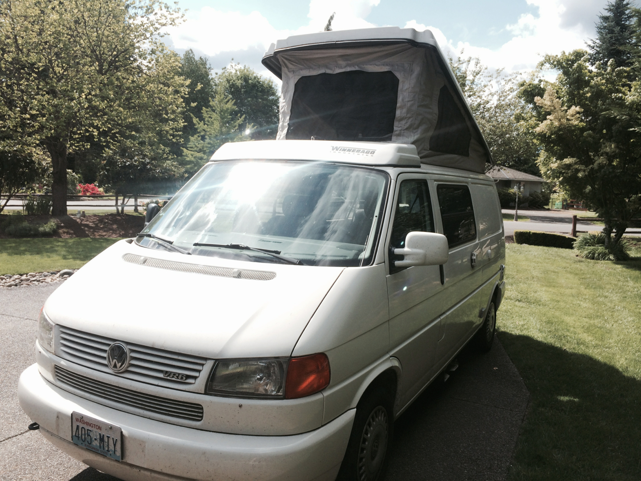 1997 VW Eurovan Camper For Sale